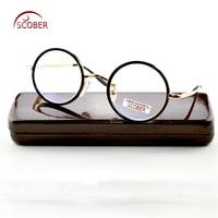 Photochromic Reading Glasses Round Vintage Retro Senator S Spectacles 1 1 5 2 2 5 3