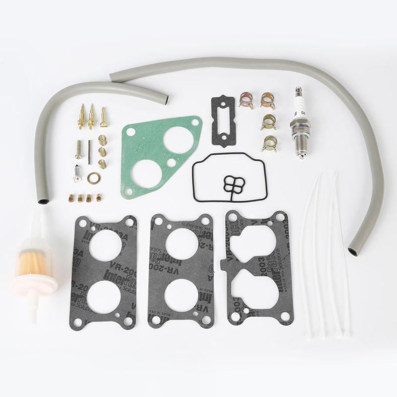 Kit de reconstruction de carburateur de carburateur de moto pour John Deere Gator HPX 4X4 Trail UTV