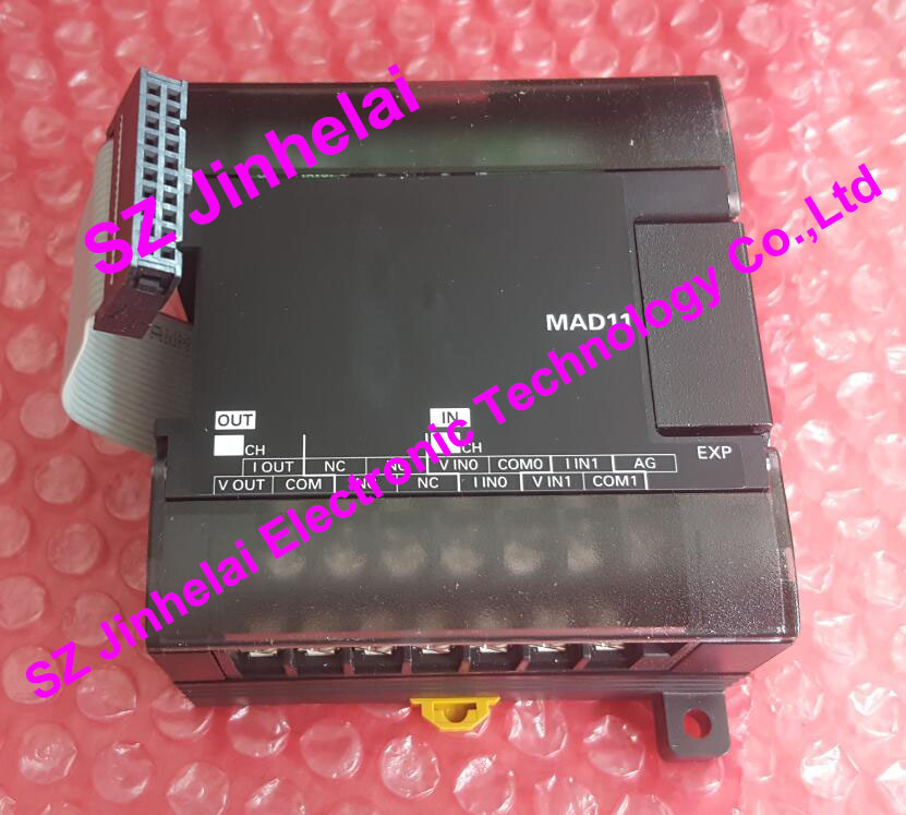 100% New and original OMRON Analog input/output unit CP1W-MAD11