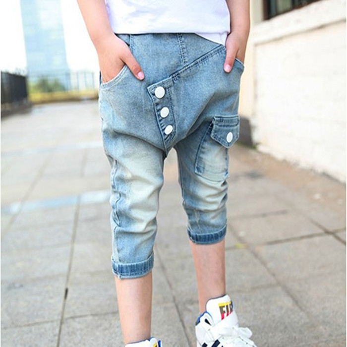 Denim Capris for Girls Promotion-Shop for Promotional Denim Capris ...