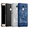 """M&C Cool phone case For Xiaomi Redmi 4/4 Pro/4 prime Cover silicone Soft TPU  back cover for redmi 4 4 Prime Pro Case 5.0"""" Black"""