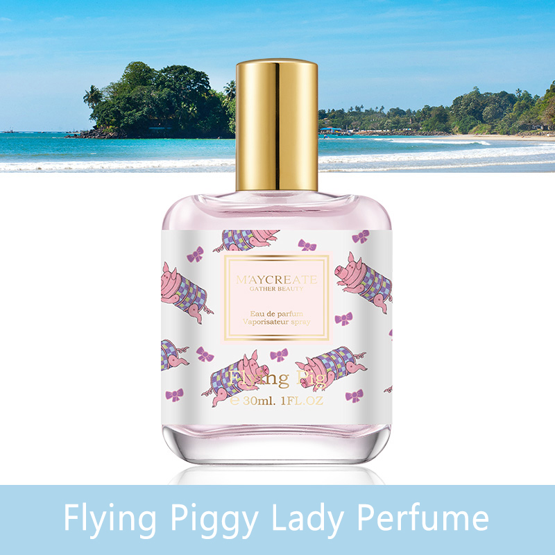 Perfume For Women Atomizer Female Perfume Long Lasting Elegant Refreshing Deodorant Flower Fragrance Lady Original Women Perfume