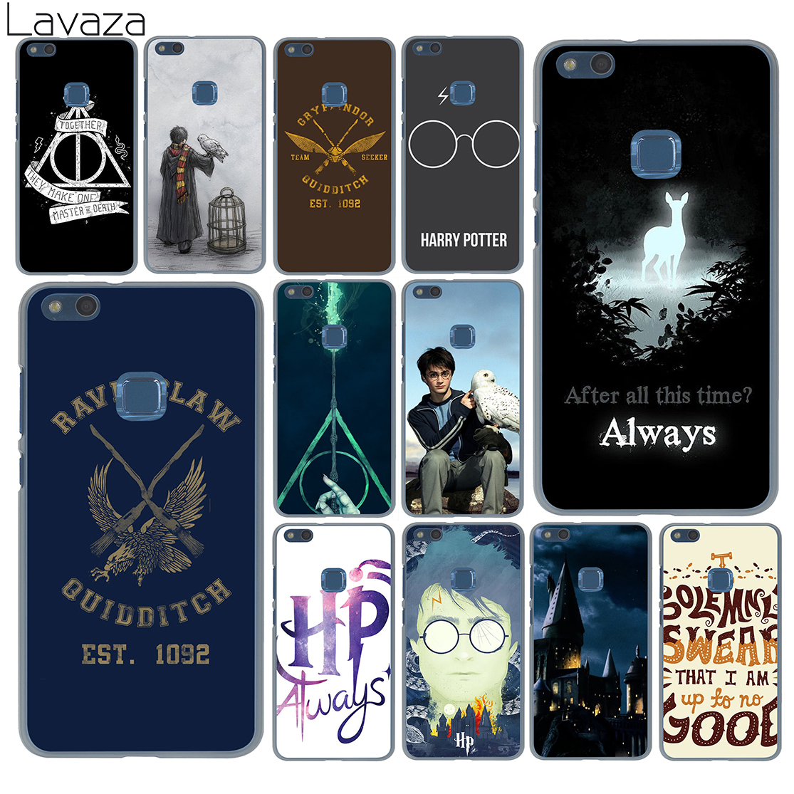cover harry potter huawei p10 lite fedeae