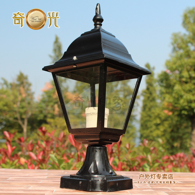 Outdoor waterproof column head outdoor lamp post dome light wall outdoor waterproof column head outdoor lamp post dome light wall light fashion railing garden lights on aliexpress alibaba group mozeypictures Image collections