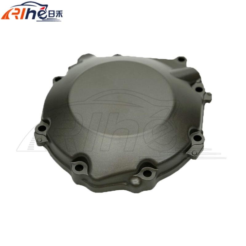 ФОТО 2015 motorcycle accessories aluminum engine stator crank case cover black left engine stator cover for honda CBR1000 RR 04-05