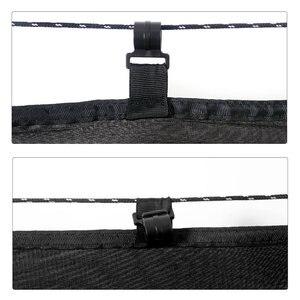 Image 4 - במיוחד גדול ערסל כילה כדי לשמור את באג חרקים מתאים כל ערסלים אאוטפיטרס קומפקטי רשת קל התקנה אאוטפיטרס snugNet