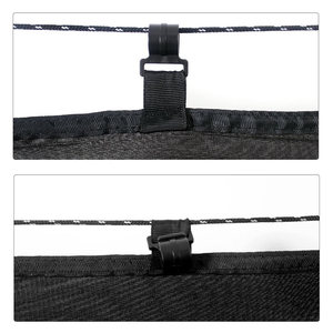 Image 4 - Ultra Large Hammock Mosquito Net To Keep Out Bug Insect Fits All Hammocks Outfitters Compact Mesh Easy Setup Outfitters SnugNet