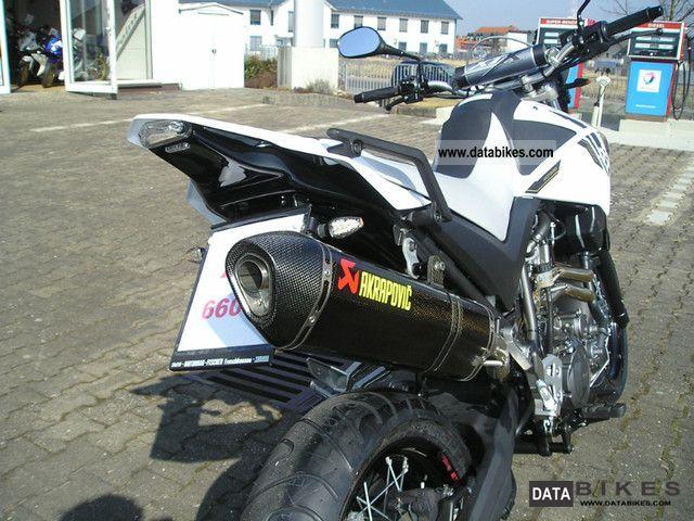 Akrapovic course échappement universel 35-51 MM silencieux tuyau moto évasion adapté à la plupart des motocyclettes ATV Dirt vélo Scooter 125-1000cc - 4