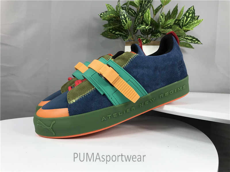 4f006850aa4 Original New Arrival PUMA Court Platform Brace ANR Man s Sneakers Badminton  Shoes Size 39-44