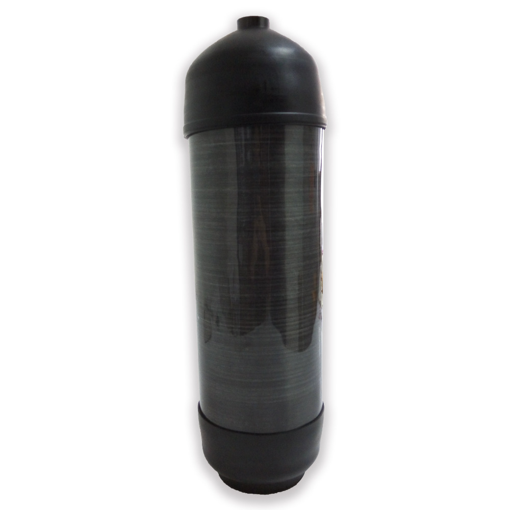 AC36891 Black 6.8LPCP Rifle Bottle High Pressure Cylinder Paintball Tank Carbon Cylinder 300bar 4500psi Airforce Condor Softgun
