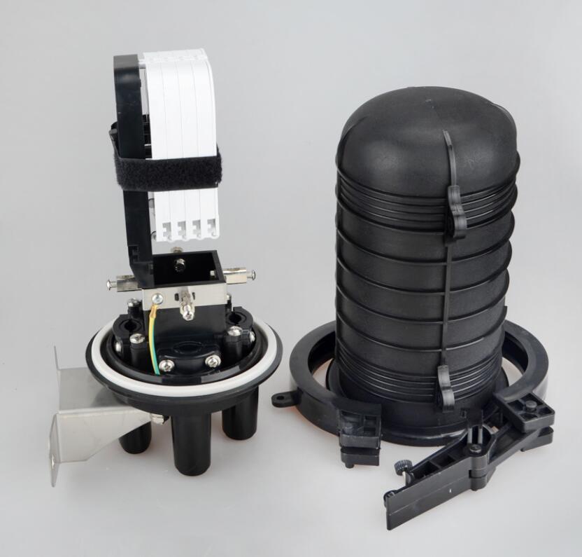 24/48Cores Fiber Optic Cable Connection Box Mechanical Seal Fiber Optic Cable Connection Box Fiber Optic Splice Closure Box