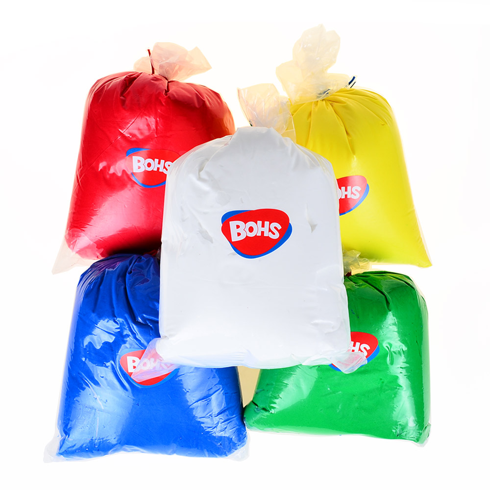 BOHS 0.5Kg Playdough Clay Plasticine , Air Dry, for Preschool Arts & Crafts itinerant specialist support for preschool inclusion