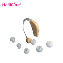 Rechargeable ear hearing aid device Mini sordos ear amplifier digital hearing aids in the ear for elderly aparelho auditivo