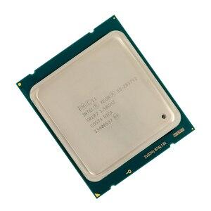 Image 2 - Intel xeon E5 2637 v2 processador de mesa 2637 v2 quad core 3.5 ghz 15 mb l3 cache lga 2011 servidor usado cpu