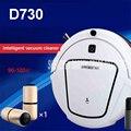 Робот-пылесос с большой мощностью всасывания  Влажная и сухая уборка резервуара для воды  пылесос Seebest D730 DC24V умный пылесос