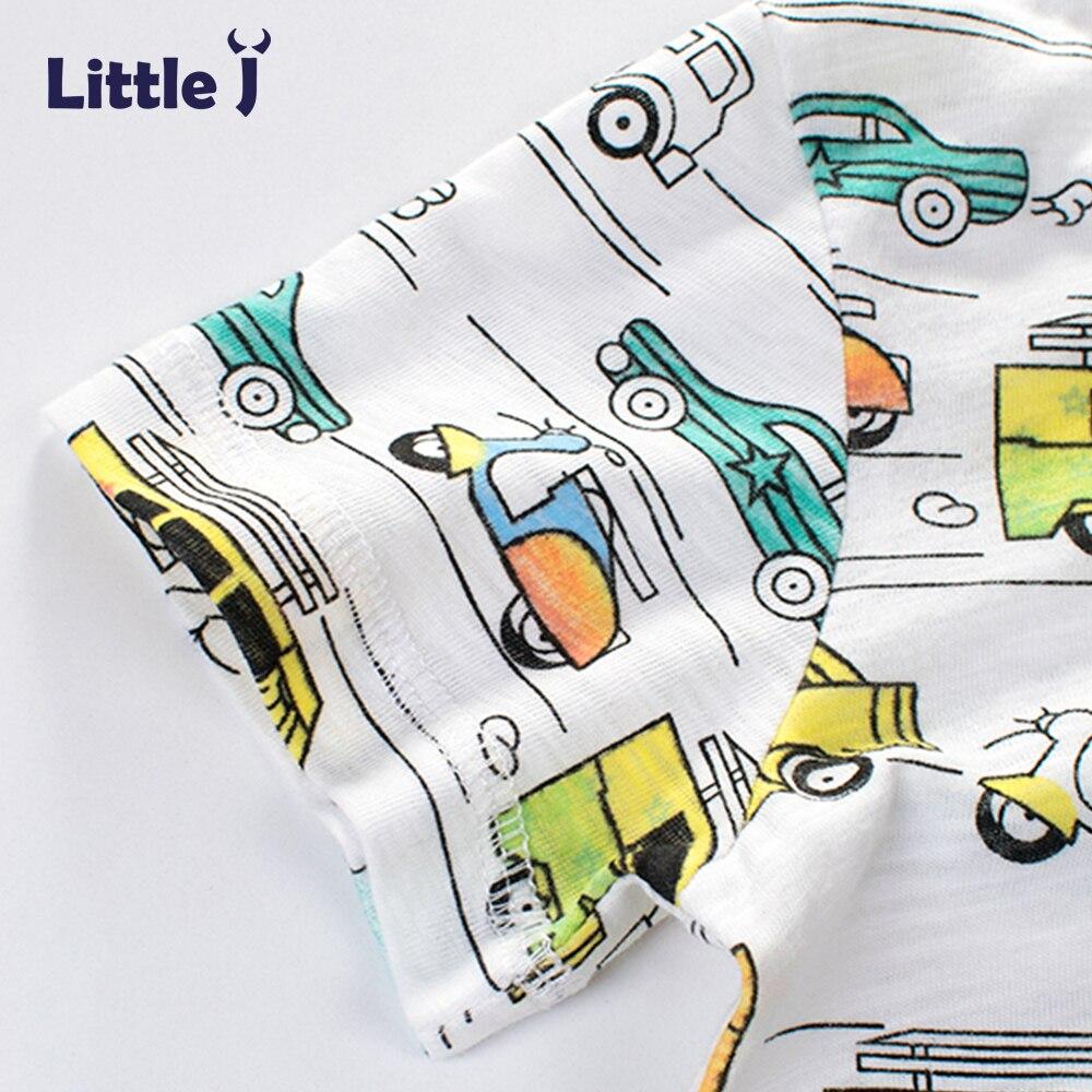 Clearance-Baby-Boy-Cotton-Shirts-Cartoon-Colorful-Car-Children-Summer-Short-Sleeve-T-Shirt-Boy-Girls-Tops-Tees-Kids-Clothes-2-7Y-3