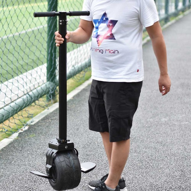 1 wheel electric self balancing seg hoverboard way scooter
