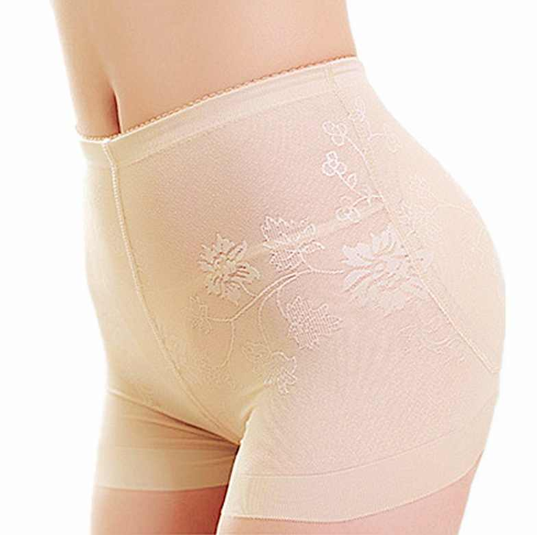 3f826ce4bff66 2 Colors Sexy Panties Women False Bum Padded Butt Enhance Buttocks Hip Up  Underwear Plus Size