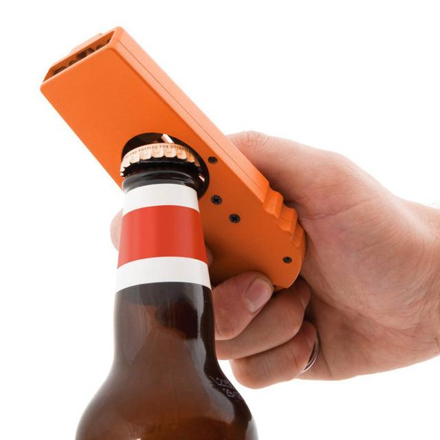 Plastic Ejection Beer Bottle Opener