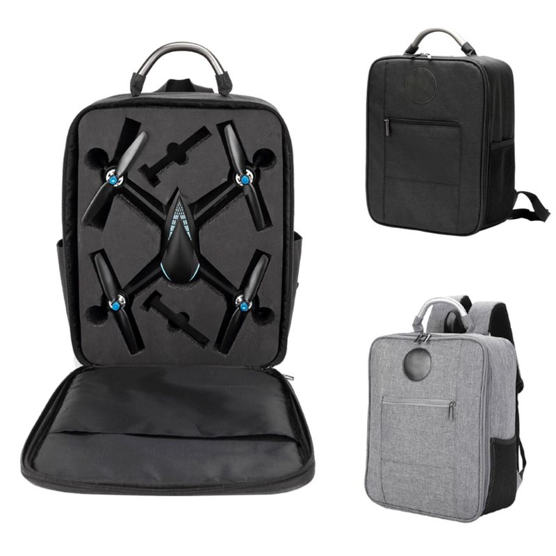New Anti-Shock Waterproof Oxford Cloth Backpack Storage Carrying Bag For MJX Bugs 5W B5W Drone Quadcopter Accessories