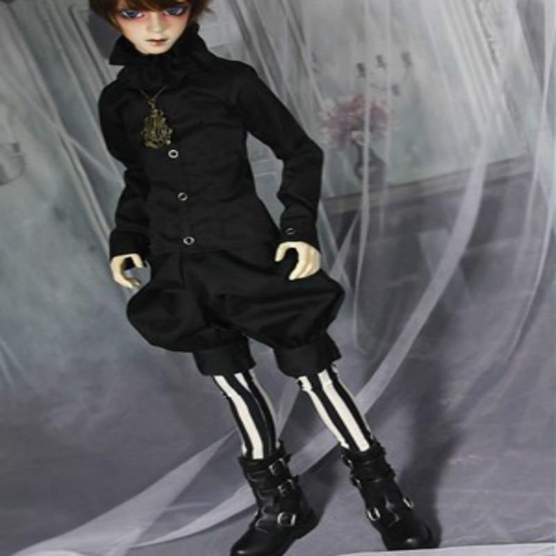 AD SD BJD doll suit uniform sailor suit 70cm 1/3 1/4 bjd suit spot kk bjd sd doll dresses doll clothes dress uniform sailor suit clothing 65cm doll 1 3 1 4