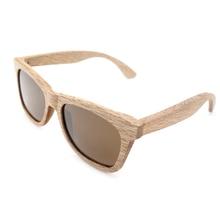 Original Brand BOBO BIRD Polarized Men's Sunglasses Mirror Eye Wear Women Handmade Original Wooden as Gifts Dropshipping