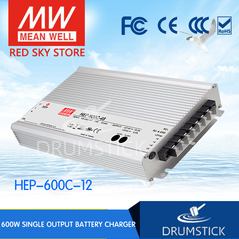 MEAN WELL HEP-600C-12 14.4V 35A meanwell HEP-600C 14.4V 600W Single Output Battery Charger аксессуары bpt hep 306 gh
