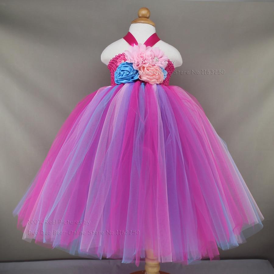 High Quality Cute Newborn Baby Girl Party Dress Princess
