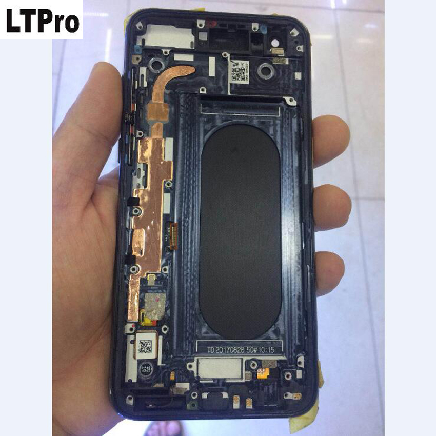 100% Warranty Work Well Full LCD Display Touch Panel Screen Digitizer Assembly+ Frame For ASUS ZenFone 4 Pro ZS551KL Phone Parts100% Warranty Work Well Full LCD Display Touch Panel Screen Digitizer Assembly+ Frame For ASUS ZenFone 4 Pro ZS551KL Phone Parts