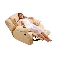Рама DYMASTY натуральная кожа кресло диван расслабляющий массаж диван современный дизайн для офиса или гостиная