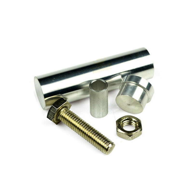 Escape Screw Brass Bolt Off Nut Box - Magic Tricks Stage Magic Trick Fun Close-Up Magic Toys Easy To Play Accessories Illusions