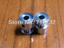 15GT2-6 timing belt pulleys 15 teeth 6mm width 5mm bore