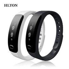 Спорт смарт bluetooth группа шагомер фитнес-трекер smart watch вызов напомнить дистанционного управления браслет браслет для ios android
