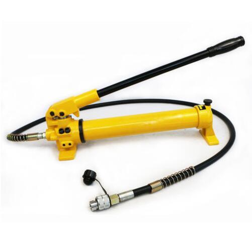 CP 700 700kg/cm2 Manual Hydraulic Pump Hand Operation Hydraulic Pump