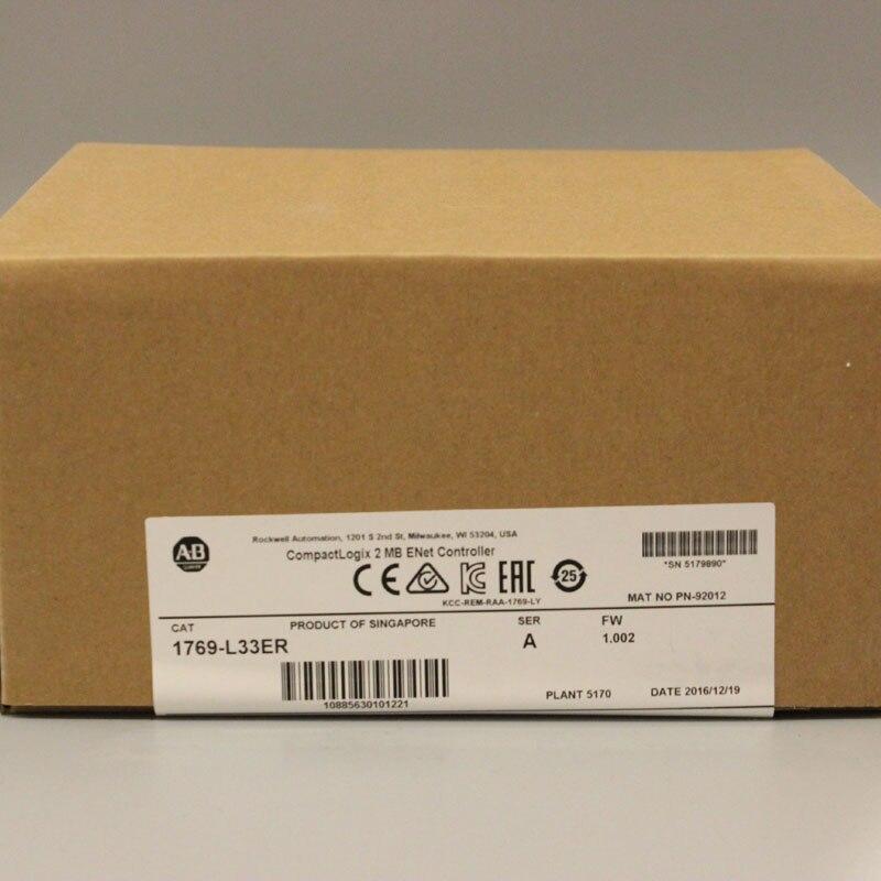 1769-L33ER 1769L33ER PLC Controller,New & Have in stock1769-L33ER 1769L33ER PLC Controller,New & Have in stock