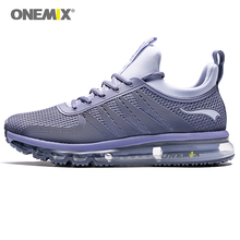 ONEMIX Men's Running Shoes Light Jogging Shoes Summer Outdoor Walking Shoes Good Gym Sports Sneakers Black Adult Athletic Shoes цена 2017