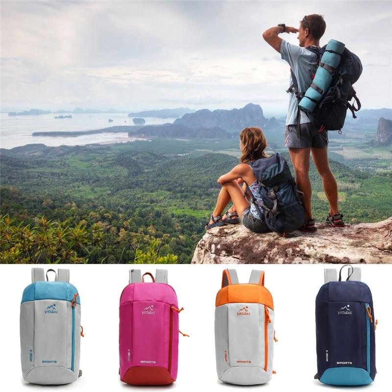 10L Ultralight Men Women's Travel Backpack Hiking Camping Backpack For Girl Boy Children Waterproof Climbing Sport Bag