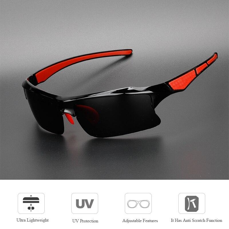 Syzet e çiklizmit profesional të polarizuar Biçikletë syze për - Çiklizmit - Foto 3