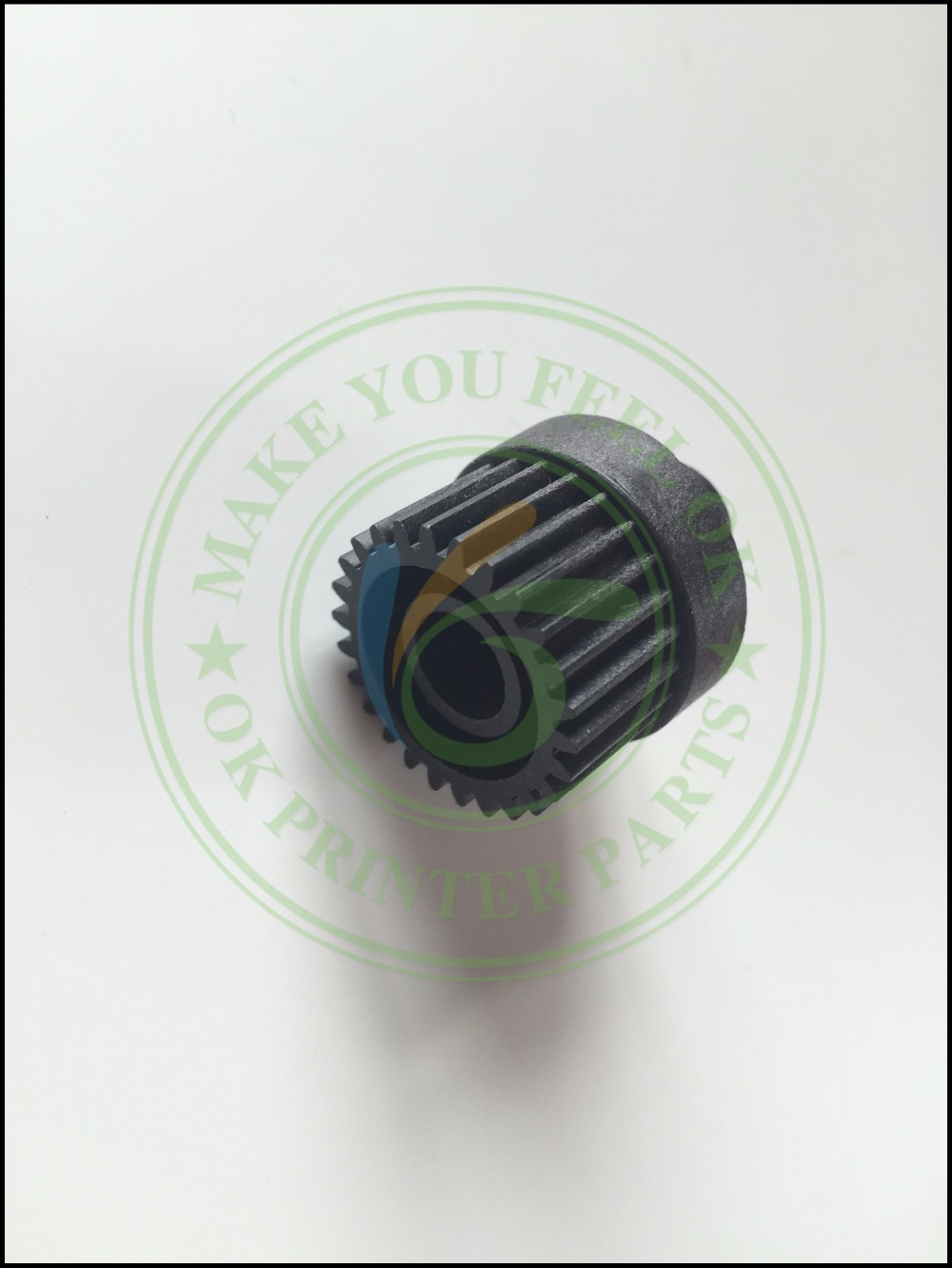 10PCX ORIGINAL JC66-01202A Fuser Inner Drive Gear for Samsung ML1915 ML2525 ML2580 ML2540 ML2545 SCX4200 SCX4300 SCX4600 SCX4623 original fuser drive gear for samsung clx 8380 6200 8540 clp 610 660 770 775 fuser swing gear remove from new machine