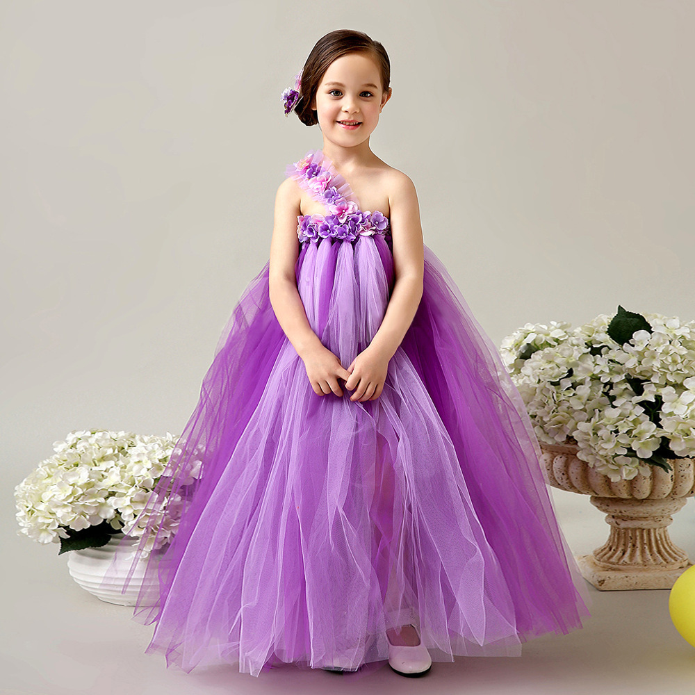 Online Buy Wholesale Pretty Flowers Girl From China Pretty