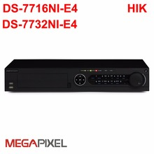 DS-7716NI-E4 DS-7732NI-E4 NVR support 3mp 5mp ip camera, network video recorder cctv video surveillance ,DHL Free shipping