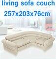 Оригинальный аутентичный INTEX двухместный диван-купе ленивый надувной диван-кровать угловой закат кресло  гостиная диван