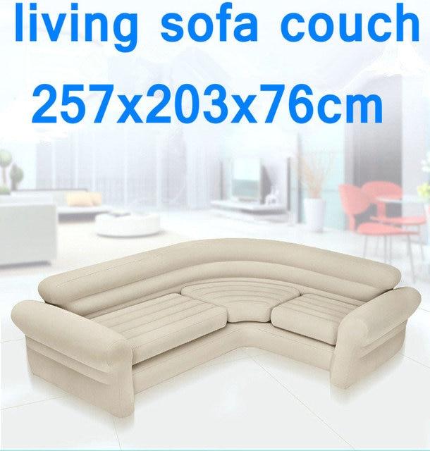 Originale autentico intex doppio coupe divano pigro divano ...