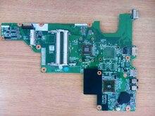 Original laptop Motherboard For hp CQ57 653985-001 AMD 15.6 LaptoP Mainboard 100% FULL TEST
