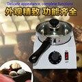1 шт. 220 В электрическая одноцилиндровая плавильная печь для шоколада закалка плавильный горшок плавильная печь для шоколада