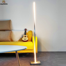 Modern Floor Lamp Nordic Standing American Lamps Long for Living Room Industrial Decorative Lighting Fixtures