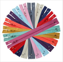 100pcs Nylon Coil Zippers Tailor Sewer Craft 9 Inch Crafter's Sweing Ended Zips Z03 zips page 6