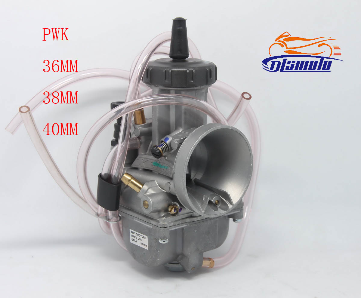 36 38 40 36mm 38mm 40mm PWK KEIHIN motorcycle Carburetor universal scooter UTV ATV-in Carburetor from Automobiles & Motorcycles