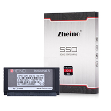 Zheino New SSD IDE/PATA DOM 44PIN 32GB MLC Industrial Disk On Module Solid State Drives Vertical+Socket