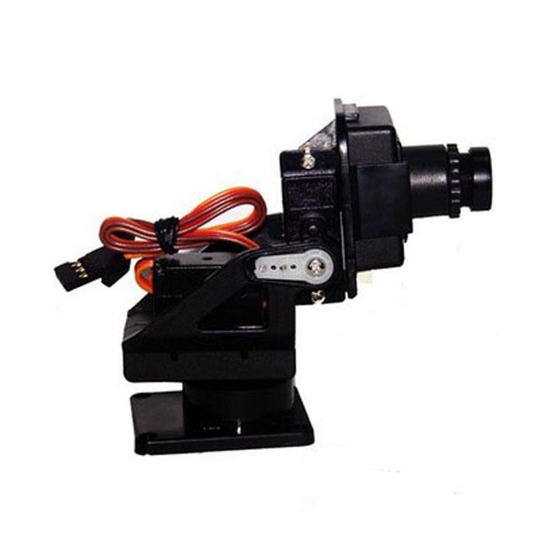 Boscam CM210 720 480 HD Camera gimbal CMOS camera with Pantilt FPV PTZ Servo FPV camera